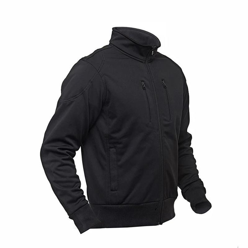 스틸 V2 블랙 재킷