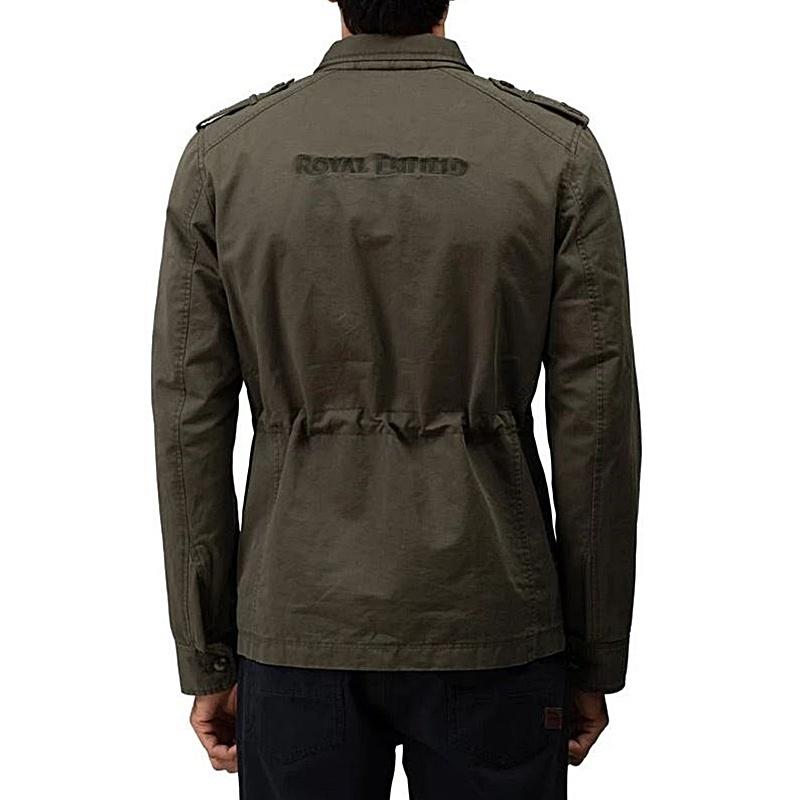 마샬 올리브 재킷