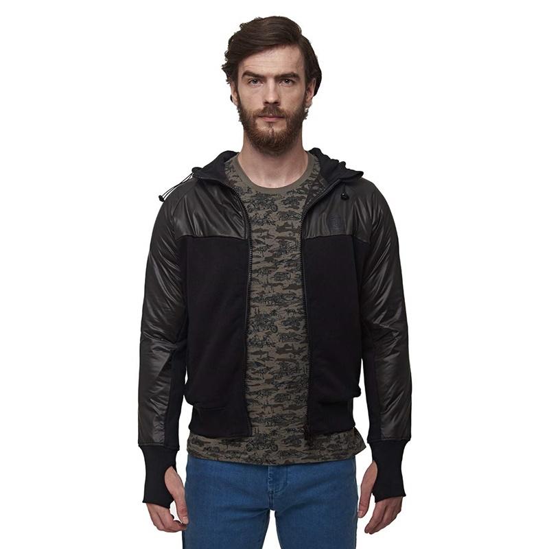 REGALIA 블랙 재킷