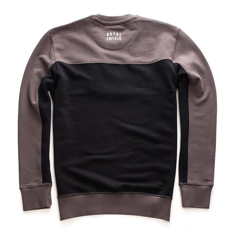 클라시코 차콜 긴팔 스웨터-2