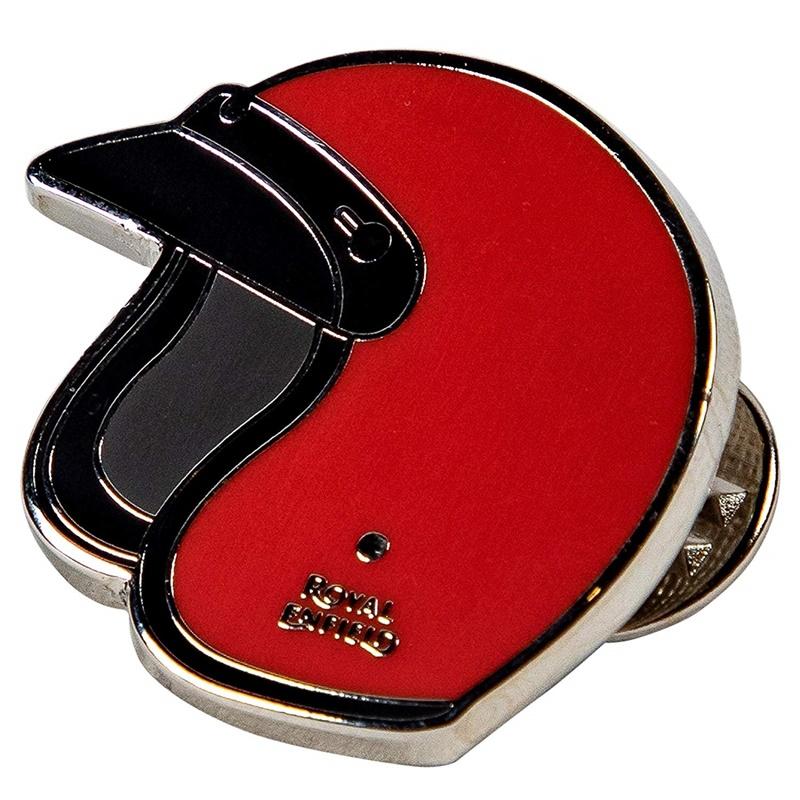 헬멧 레드 핀-3