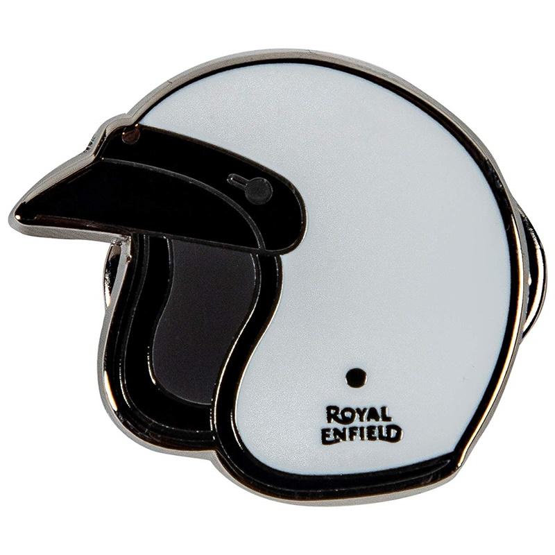 헬멧 화이트 핀-1