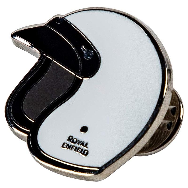 헬멧 화이트 핀-3