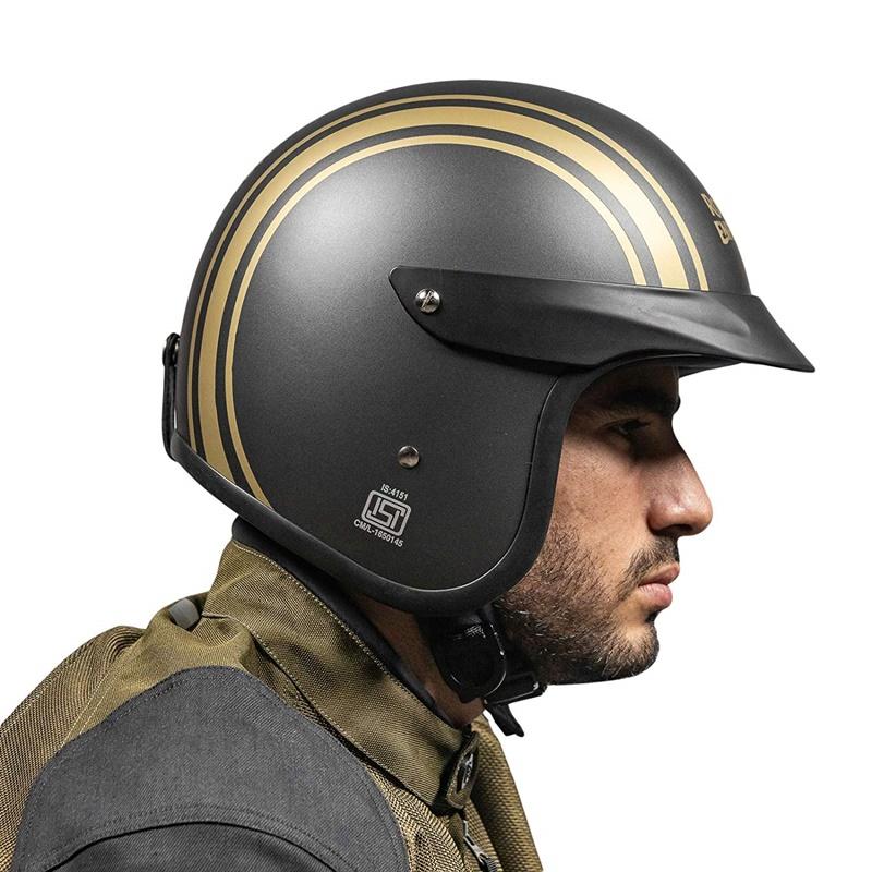 아테나 오픈 페이스 헬멧