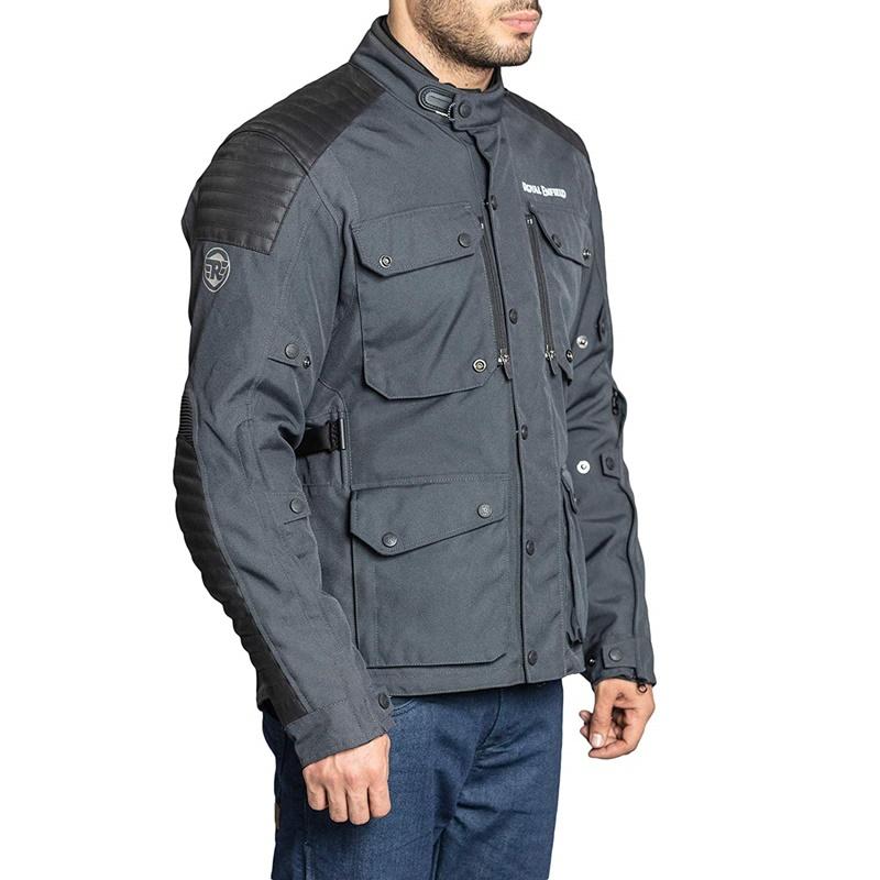 카르둥라 그레이 라이딩 재킷