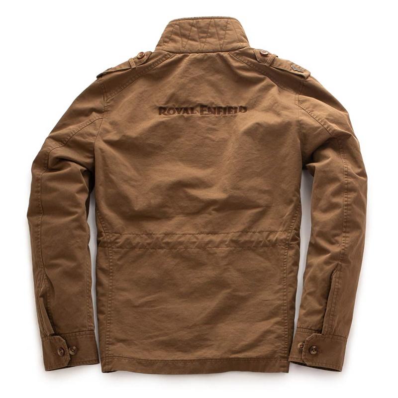 마샬 카키 재킷-2