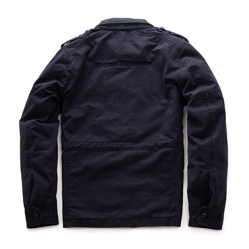 마샬 네이비 재킷-2