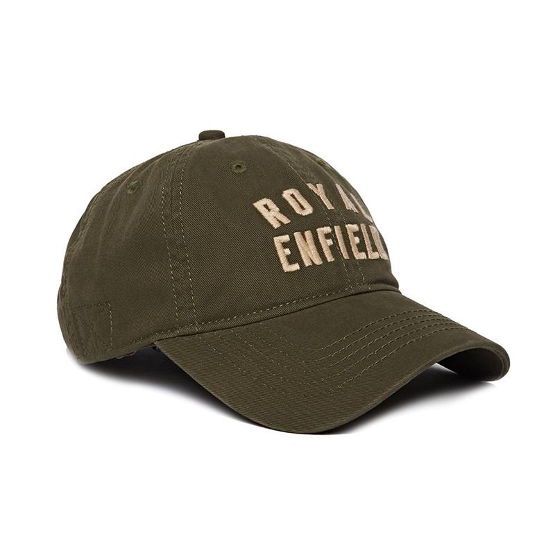올리브 야구 모자-1