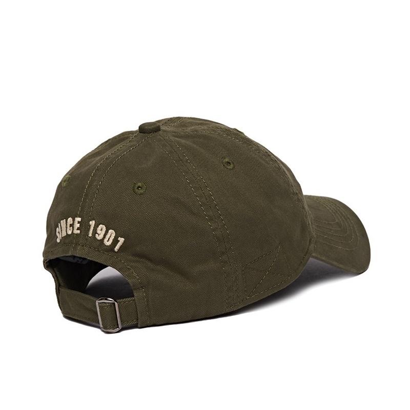 올리브 야구 모자-2
