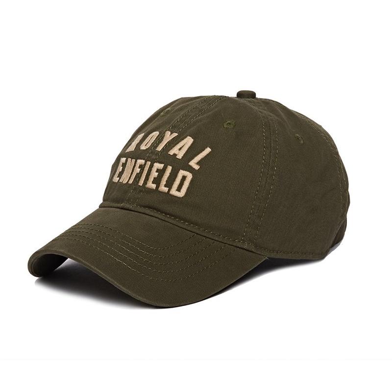 올리브 야구 모자-3