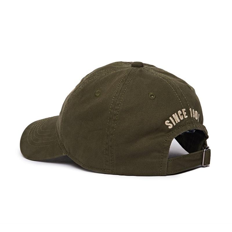 올리브 야구 모자-4