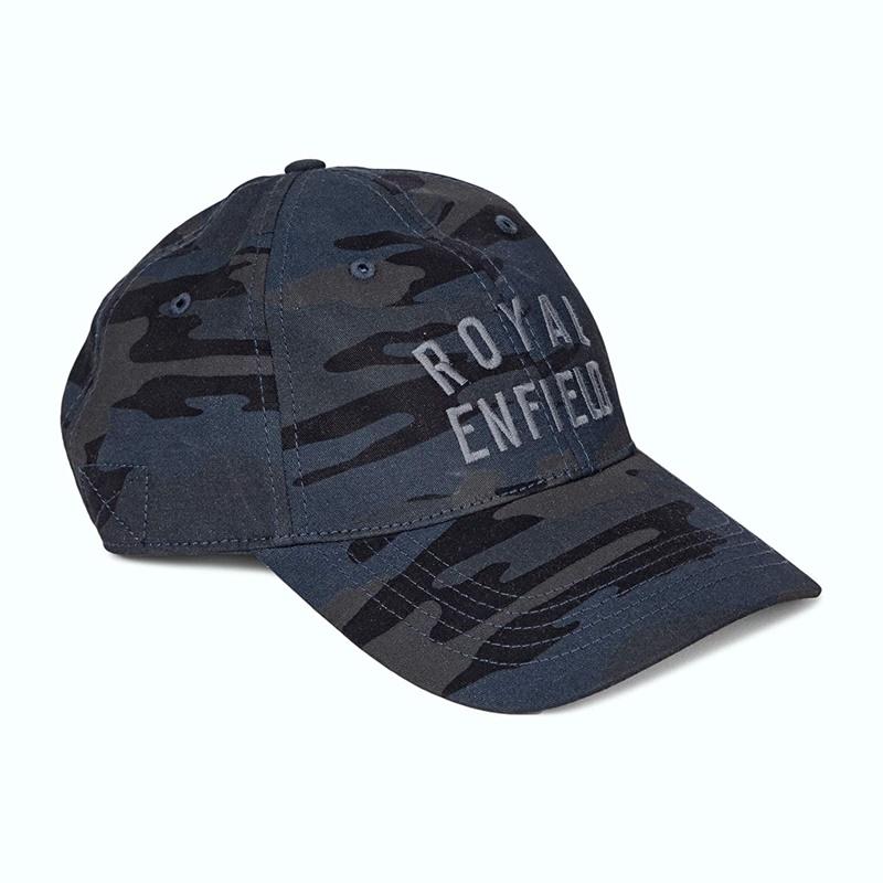 에센셜 카모 그레이 야구 모자-1