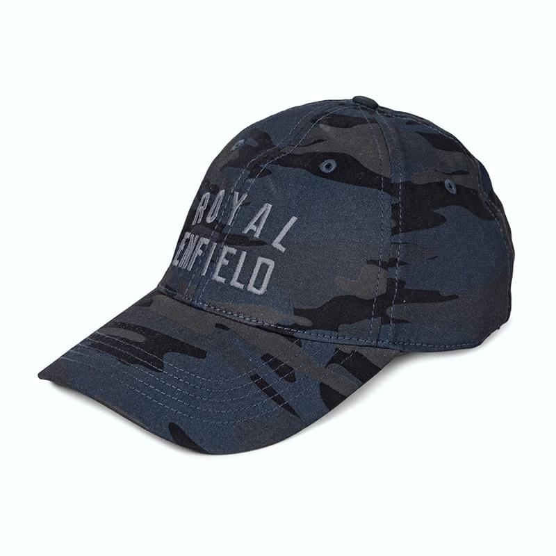 에센셜 카모 그레이 야구 모자-2