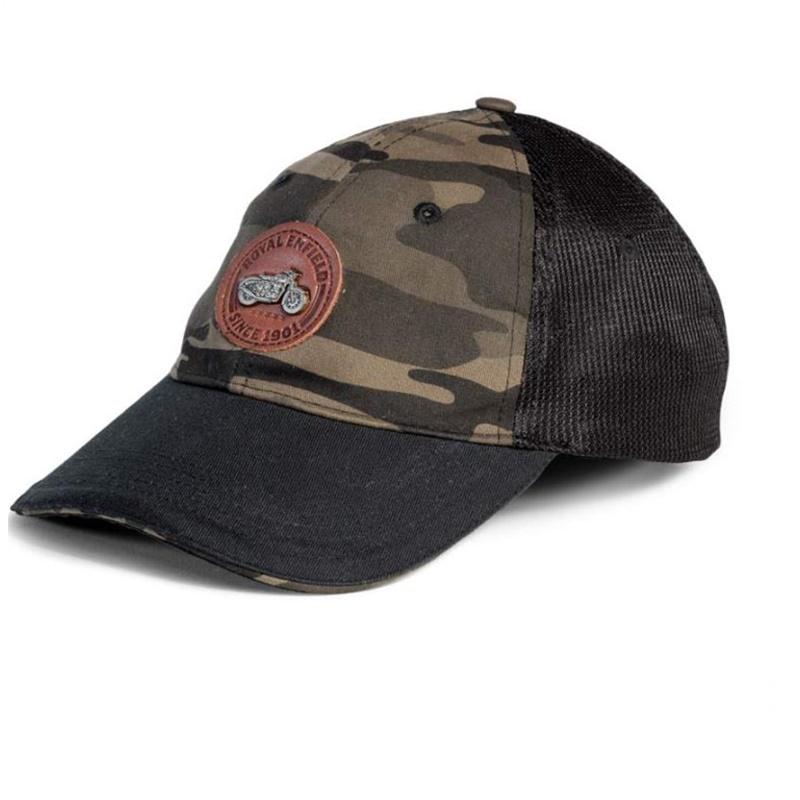 트럭 카모 올리브 야구 모자-1