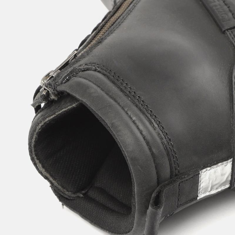 리피트 블랙 부츠-6