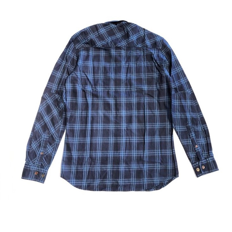 리브 더 트레일 네이비 긴팔 셔츠-2