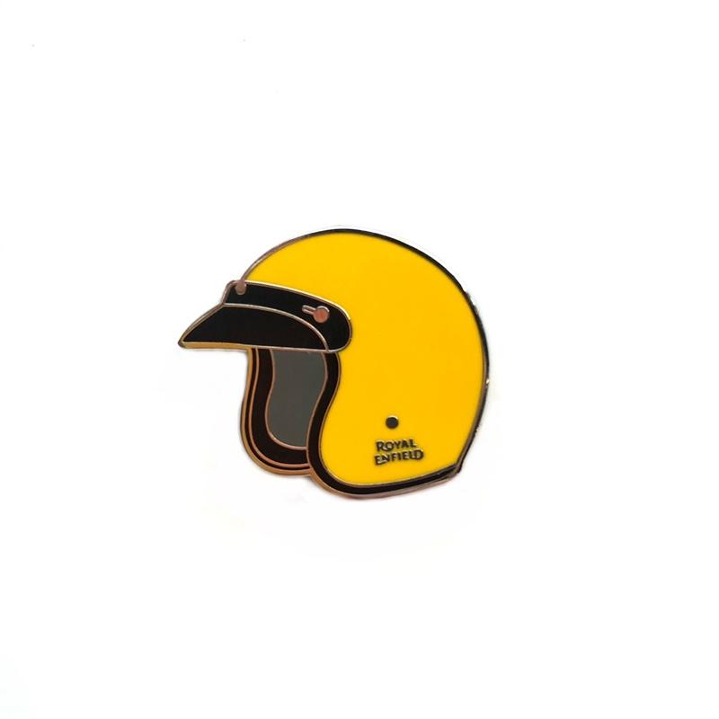 헬멧 옐로우 핀-1