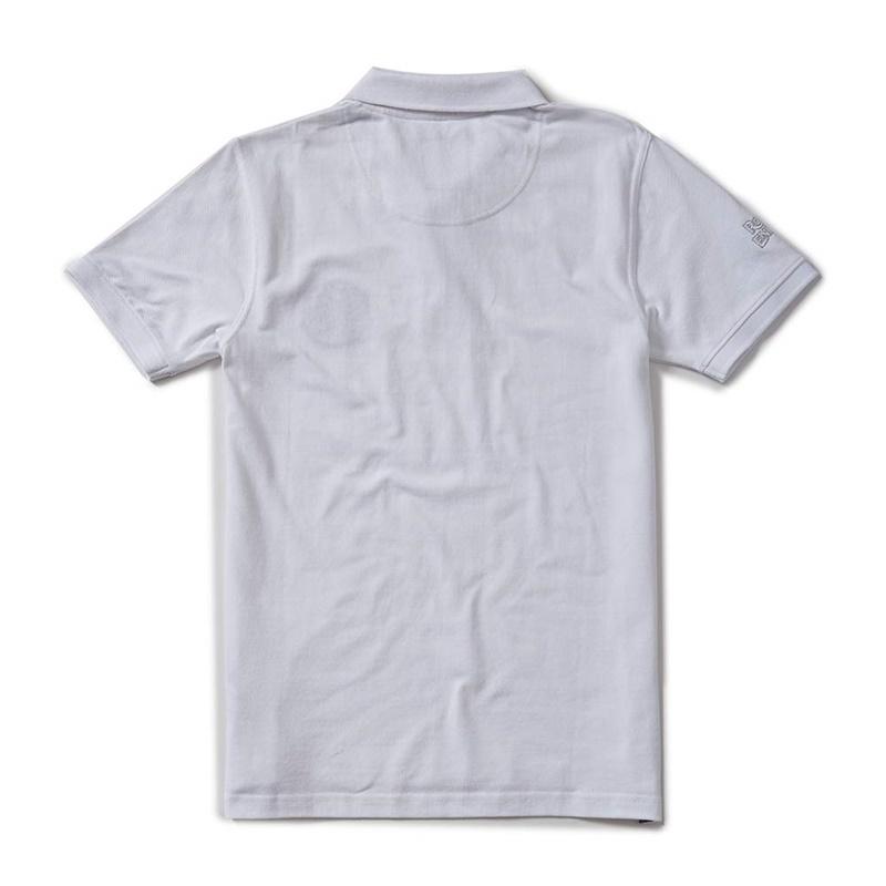 엔자임 화이트 폴로 반팔 티셔츠2