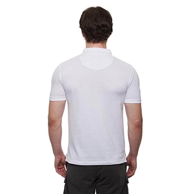 엔자임 화이트 폴로 반팔 티셔츠4