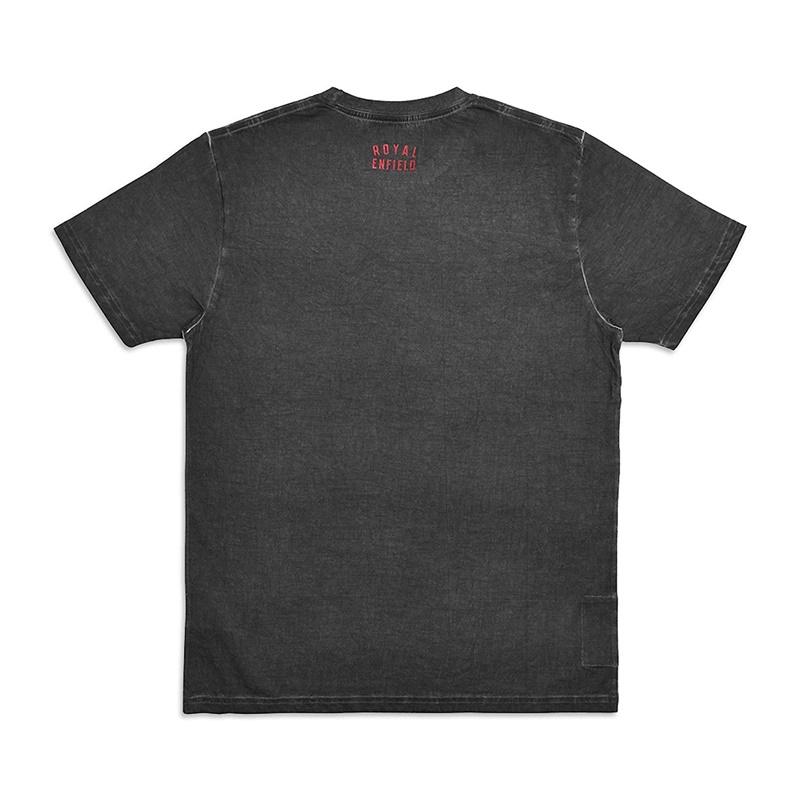 칼리포스터 블랙 반팔 티셔츠2