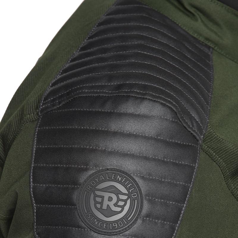 카르둥라 V2 올리브 라이딩 재킷-8