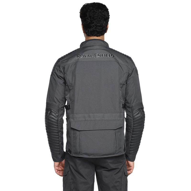 카르둥라 V2 그레이 라이딩 재킷-5