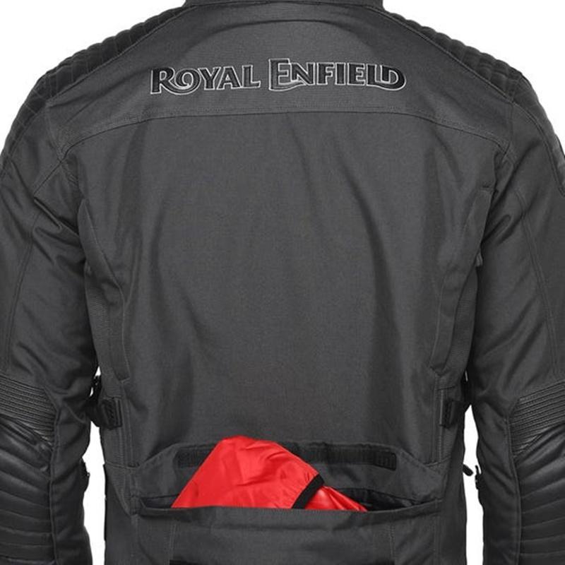 카르둥라 V2 그레이 라이딩 재킷-7
