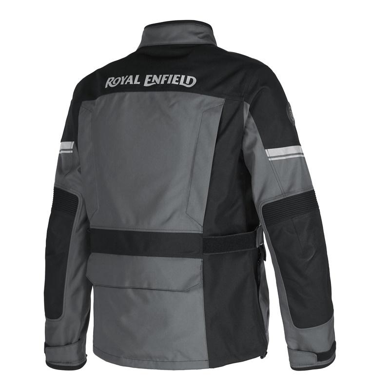 스톰레이더 그레이 라이딩 재킷-2