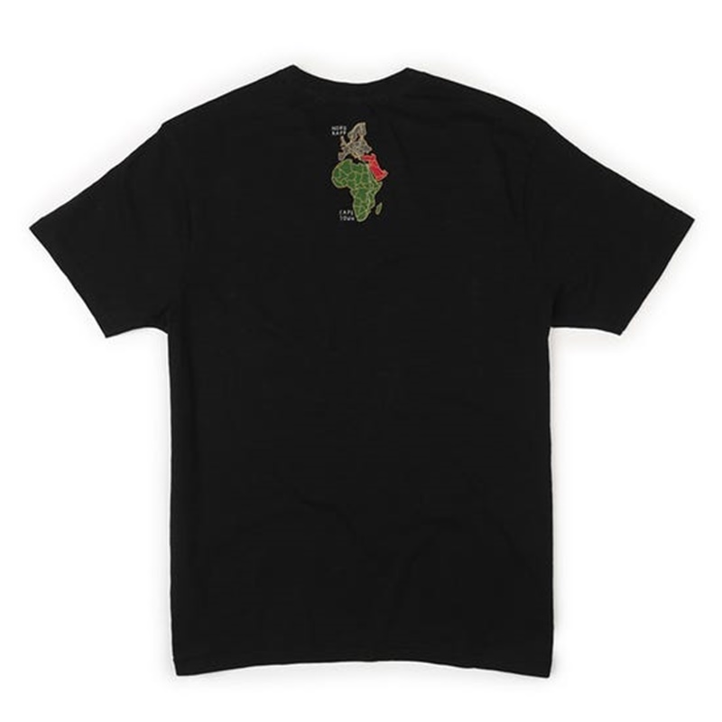 BASILICA OF ESZTERGOM 블랙 반팔 티셔츠-2