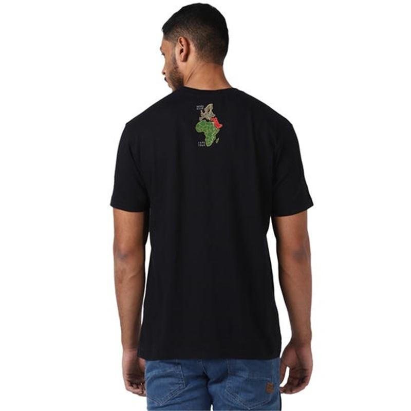 BASILICA OF ESZTERGOM 블랙 반팔 티셔츠-6